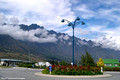 The Remarkables, Queenstown, New Zealand