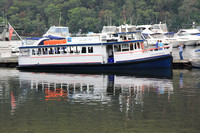 Macquarie Princess Cruise Boat - Berowra Waters, NSW