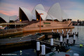 Iconic Sydney Opera House and Circular Quay