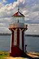 Hornby Lighthouse, South Head, Watsons Bay, Sydney, NSW, Australia