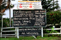 Norfolk Island RSL Sub Branch, Memorial Club Sign, Burnt Pine, Norfolk Island