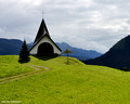 Rural Austrian Church