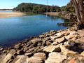 Red Rock, North of Coffs Harbour, July 2014