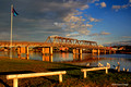 81 Year Old Macksville Bridge. Mid North Coast, NSW