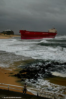 Stranded-Pasha Bulker 17th June 2007