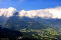 View From Hitler's Eagles Nest, Bavaria, Germany
