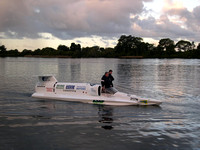 Aussie Spirit-World Water Speed Record Holder - 511kmph