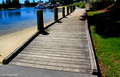 Ehlefeldt Reserve Boardwalk , Breckenridge Channel, Forster, NSW
