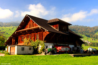 Giswil - A Swiss Farm