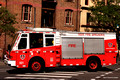 Sydney Fire Engine, The Rocks, Sydney, NSW, Australia