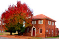 Bank of New South Wales Est.1917 -  Autumn in Taralga, Southern Highlands near Goulburn, NSW