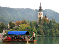 Pilgrimage Church of the Assumption of Mary, Bled Island, Lake Bled, Slovenia