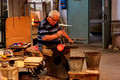 Glass Blowing Demonstration, Murano Island, Venice, Italy