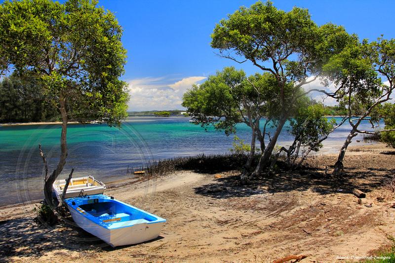 Wallis Lake, Forster Tuncurry, NSW, Australia 23rd Dec 2012