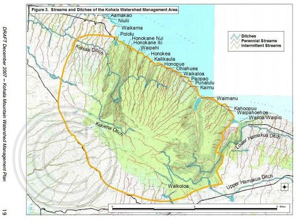 Kohala Hawaii Map.Black Diamond Images Helicopter Flight Waimanu Honokane Nui