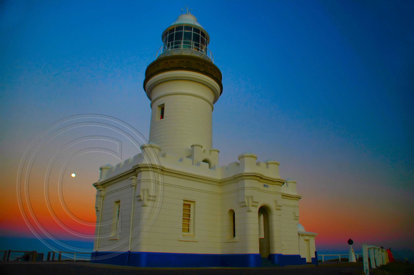 Cape Byron ByronLight Lighthouse 2006