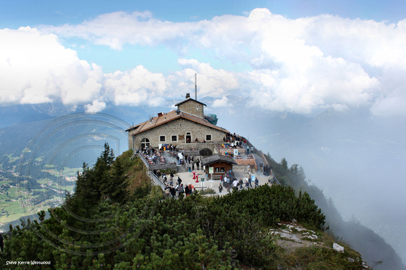 Hitler's Eagles Nest, Bavaria, Germany