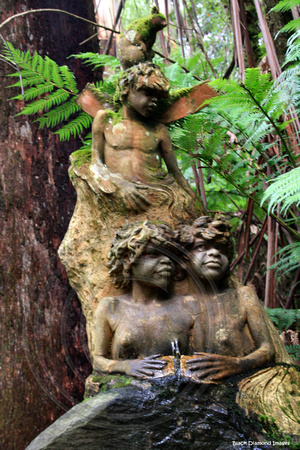 William Ricketts Sanctuary - Olinda, Dandenong Ranges, Victoria