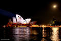 Urban Screen (Germany) - Lighting The Sails, Sydney Opera House -Vivid Sydney Festival of Light, Music and Ideas 2012