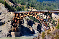 Vancouver to Kamloops -Rocky Mountaineer