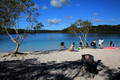 Lake McKenzie, Fraser Island, SE Queensland July 2014