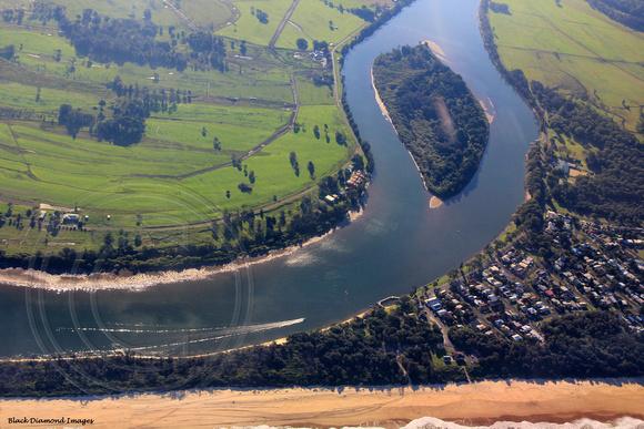 Mylestom Australia  city pictures gallery : AUSTRALIA » MISCELLANEOUS Galleries » Australian Aerial Photos