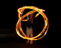 The Fire Twirler