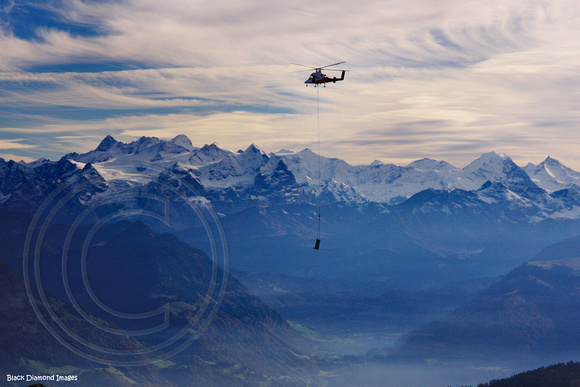 View From Mt Pilatus, Lucerne, Switzerland 7.10.2010