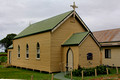 St Lukes Anglican Church, Chatsworth Island, Near Harwood, Clarence River Valley, North Coast, NSW, Australia