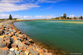 Breakwall, Tuncurry, Mid North Coast, NSW